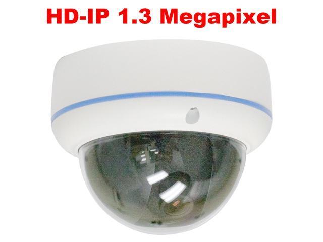 GW HD 160 Degree Wide Angle IP Camera PoE (Power over Ethernet) 2.1mm Lens 1.3 Megapixel CMOS Sensor 960P@25fps 720P@30fps Weather Proof CCTV ...