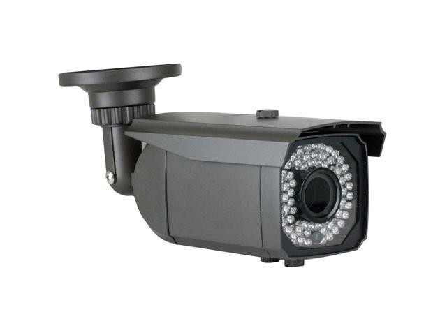 GW2061IP Full HD 1080P IP Camera POE Max 5 Megapixel, Network ONVIF 2.8~12mm Varifocal Zoom Lens 164 Feet IR Night Vision Range CCTV Surveillance ...
