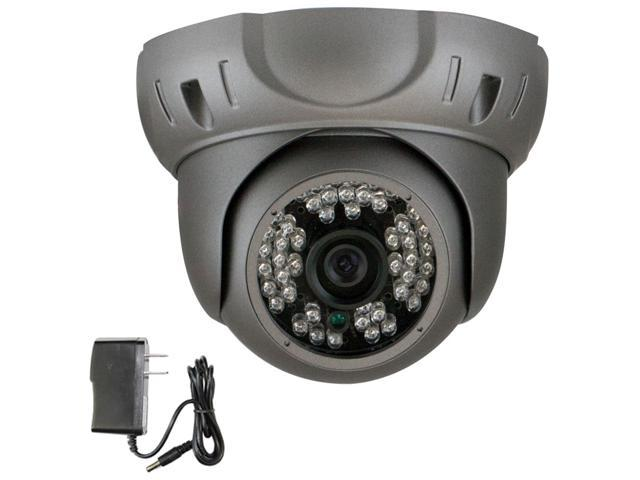 GW737G High End 900 TVL Weather Proof Vandal Proof 48 IR LEDs 130 Feet Night Vision Distance Surveillance CCTV 960H Analog Dome Security Camera ...
