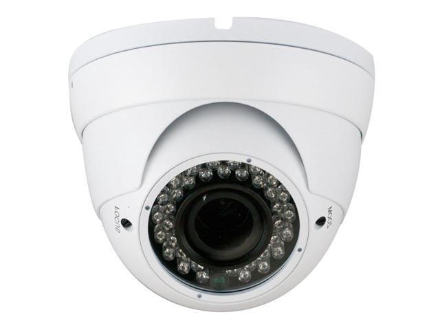GW104MW HDIS CCD Security Camera 900TV Line 2.8~12mm Manual Varifocal Lens 36 PCS Infrared LED 80 Feet IR distance Surveillance CCTV Dome Weather ...