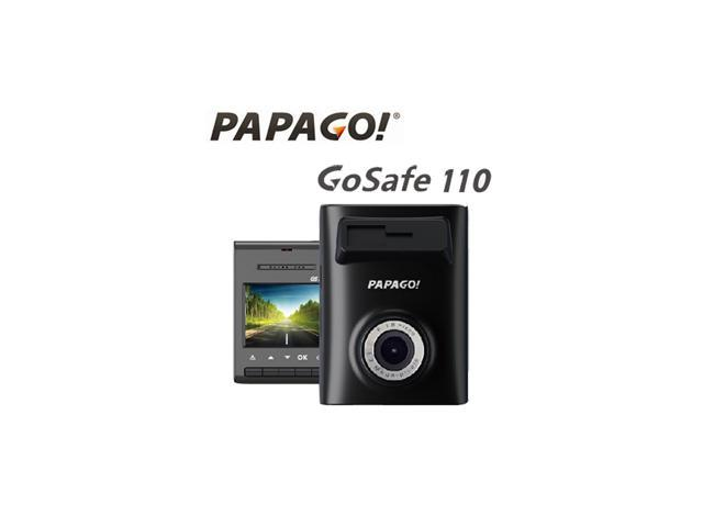 PAPAGO GoSafe 110 720P High Resolution Compact Size Dashcam, 2
