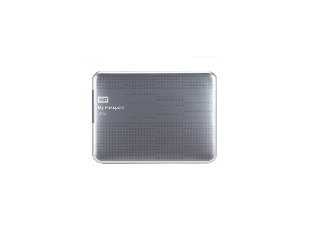WD My Passport Ultra 1TB USB 3.0 Hard Drives - Desktop External WDBZFP0010BTT-NESN Titanium