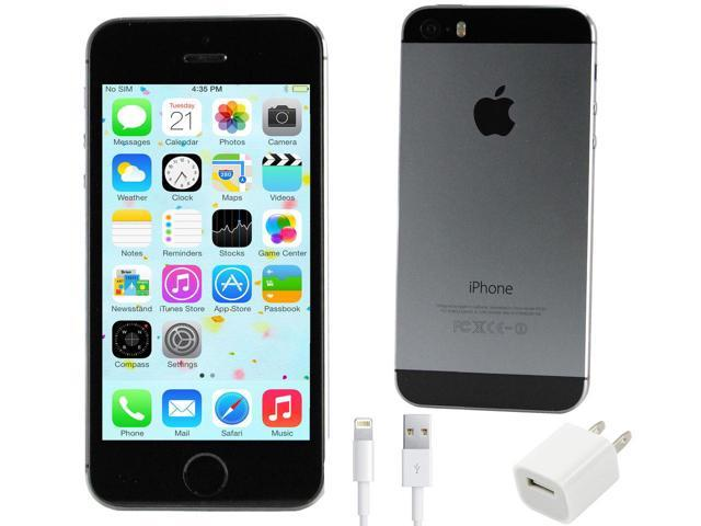 Apple iPhone 5S 16GB - Verizon - Clean ESN - Space Gray - Excellent Condition
