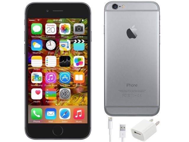 Apple iPhone 6 128GB - Verizon - Clean ESN - Gray - Excellent Condition
