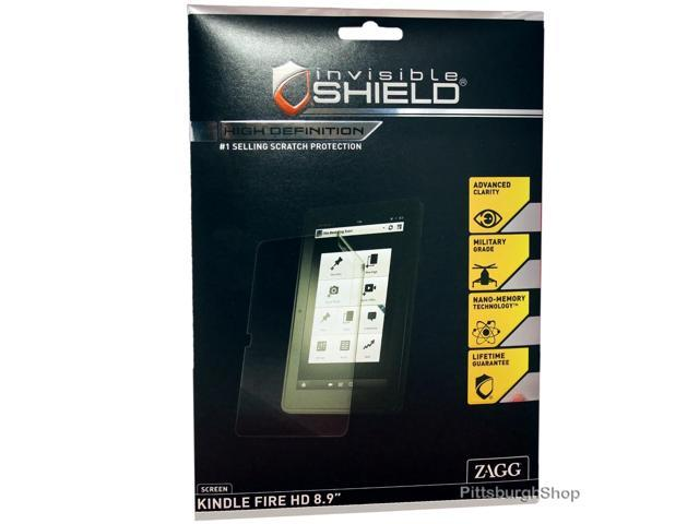 ZAGG InvisibleSHIELD Screen Protector for Kindle Fire HD 8.9