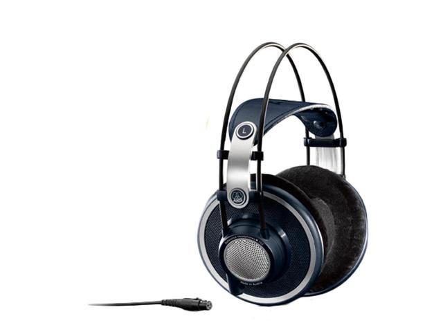 AKG K702 Headphones with Open-Back Circumaural Design