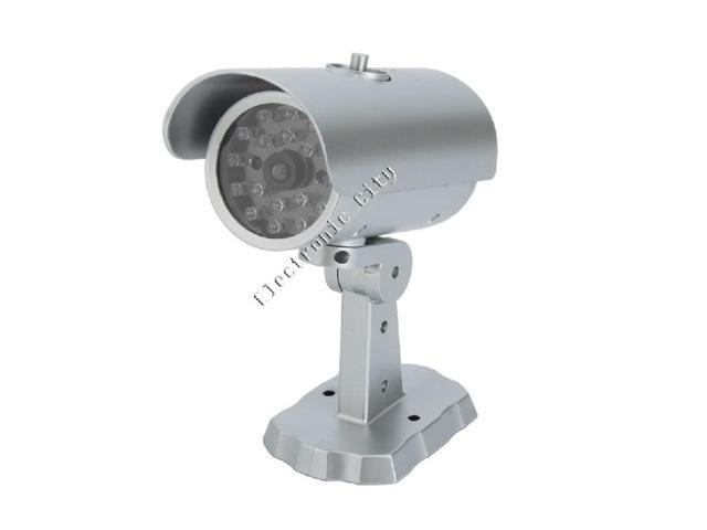 New LED Blinking Wireless IR Surveillance Dummy Security Camera