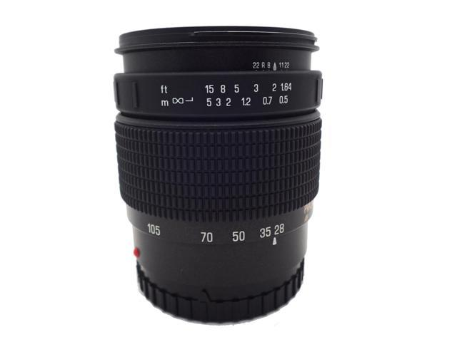 Promaster AF28-105mm f4-5.6 Maxxum Mount Aspherical Autofocus Zoom Lens (4728)