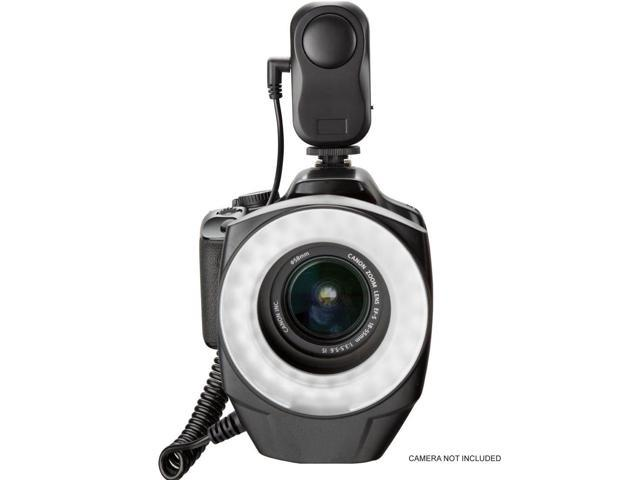 Leica V-LUX (Typ 114) Dual Macro LED Ring Light / Flash (Includes Necessary Adapters/Rings For Mounting)
