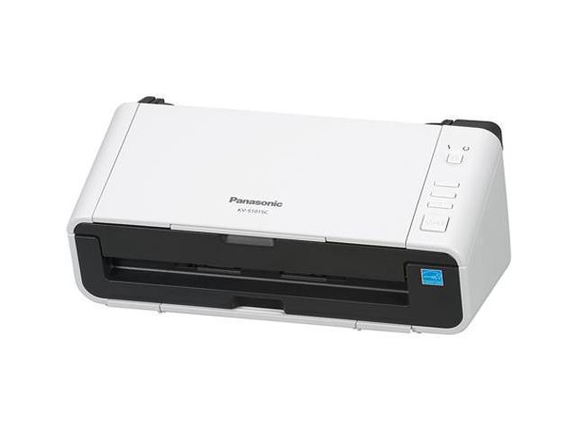 Panasonic KV-S1015C up to 600 dpi USB Duplex Sheetfeed ADF Document Scanner