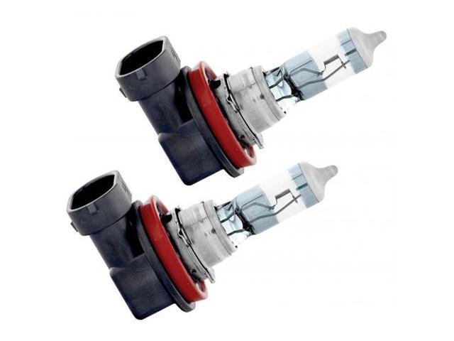 PIAA 10711 H11 Night Tech DOT & SAE Compliant 55W=100W Bulbs ( 2 Pack )