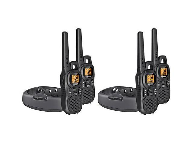 Uniden GMR2638-2CK (4-Pack) Weather Resistant 26 Mile Range Two Way Radio 2-Pack