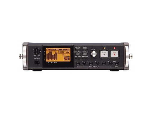 Tascam DR-680 8-Track Field 8-Track Digital Audio Recorder