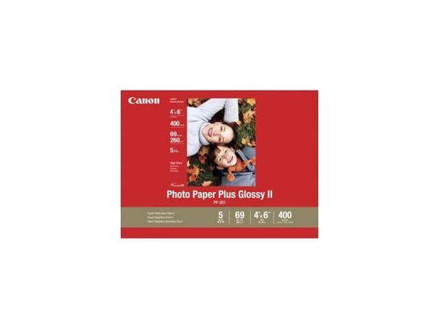Canon 2311B031M PAPER CANON PHOTO PAPER GLOSSY II