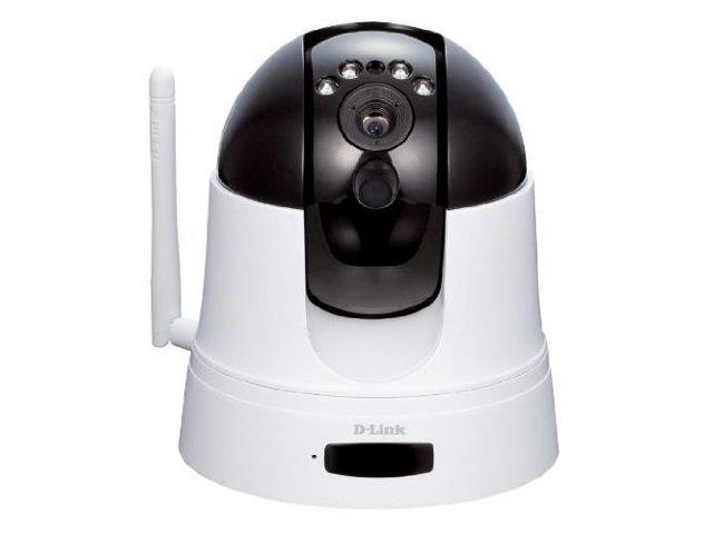 D-Link DCS-5222L D-Link Wireless HD Pan & Tilt Day/Night Network Surveillance Camera with mydlink-Enabled (DCS-5222L)