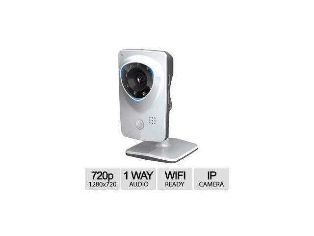 SWANN SCUADS456CAMW Swann SWADS-456CAM 720p Wi-Fi Security Camera
