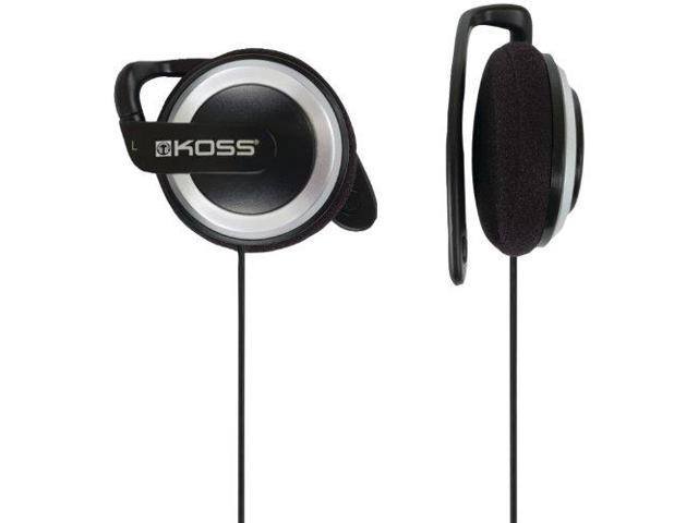 KOSS KSSKSC21B Koss 175548 On-ear Sport Clip Headphones