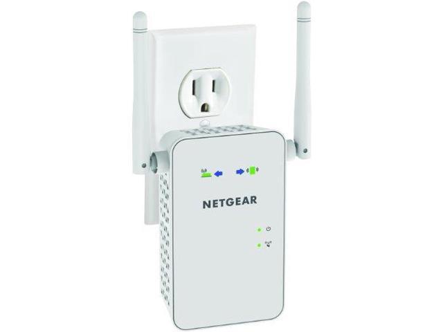 NETGEAR EX6100100NASW NETGEAR AC750 -802.11AC Dual Band Gigabit Wi-Fi Range Extender (EX6100)