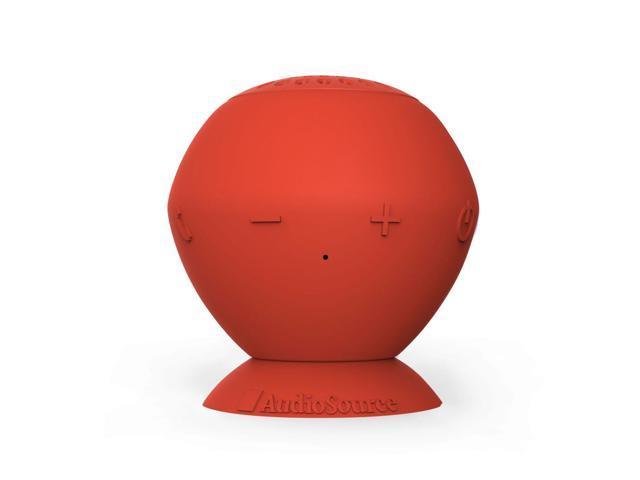 AudioSource AOSSP2ORAO Audiosource Sp2ora Sound Pop 2 Water-resistant Bluetooth Speaker