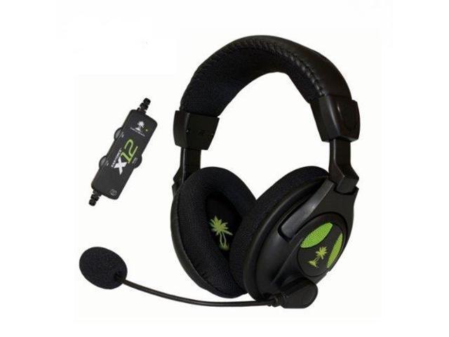 Turtle Beach Systems TTBTBS225501B Ear Force Xbox 360 Ear Force X12 Headset