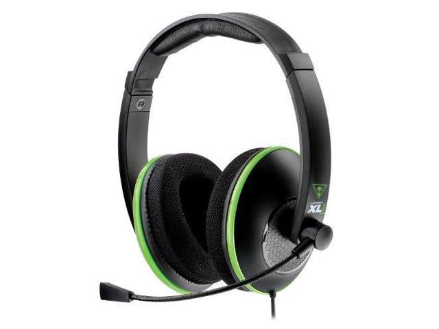 Turtle Beach Systems TTBTBS234901B TURTLE BEACH Xbox 360 Ear Force XL1 Wired Stereo Headset