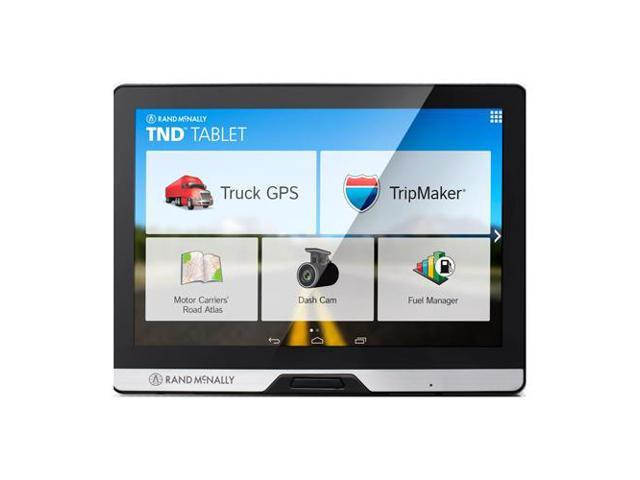 Rand McNally TND Tablet 8
