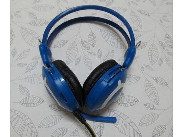 Earphone Headphone Headset with Mic Microphone For Live New