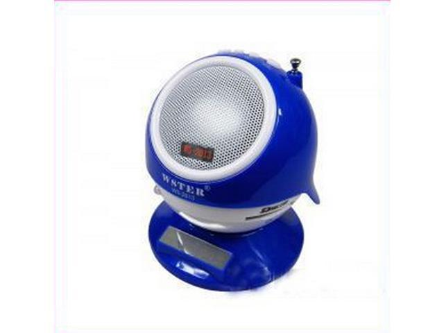 High Quality Mini Wireless HIFI speakers with Strong bass Support TF Card Calling FM