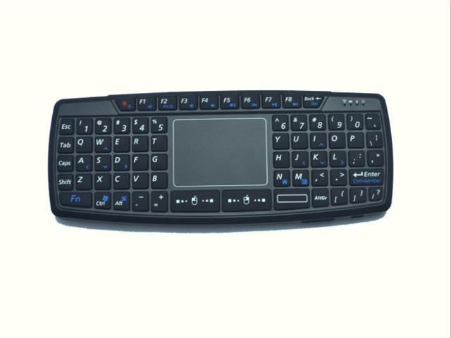 new air flying squirrel mini 2.4G wireless keyboard