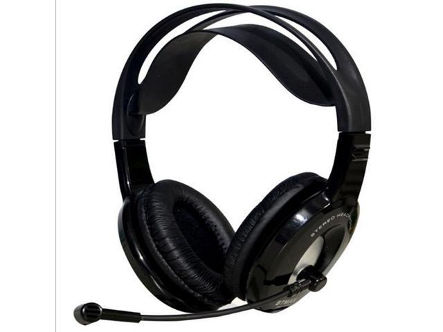 Hot sale Game Accessories headset head type computer headset computer headset tide with a microphone