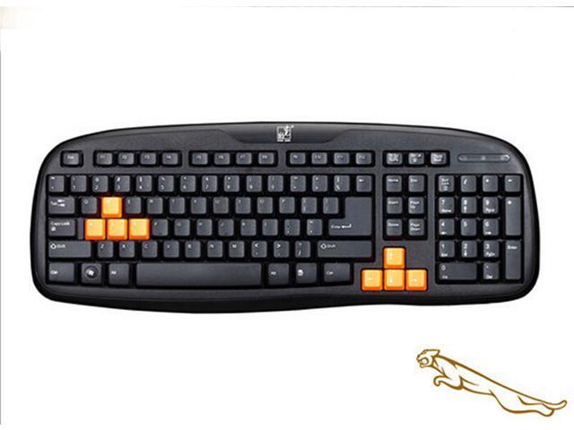 Wired USB Model Q6 Backlight Gaming Keyboard For Laptop Or Desktop