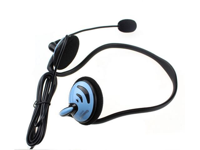 High Quality computer headphones music earphones PC gaming headset with microphone