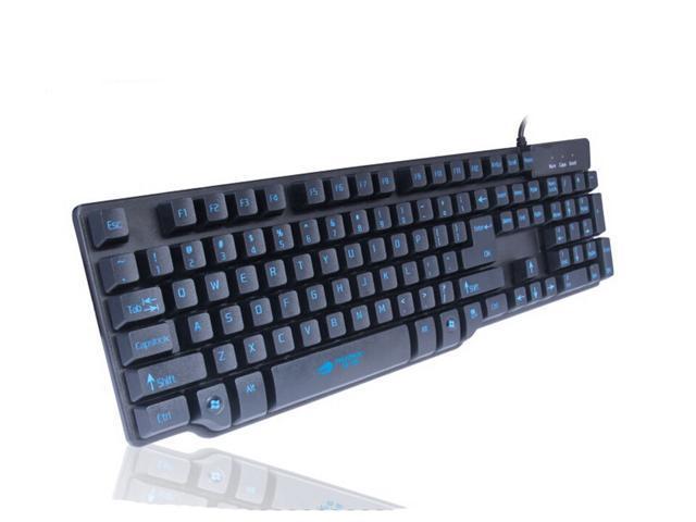 mechanical keyboard feels USB Gaming Keyboard Computer Wired Keyboard