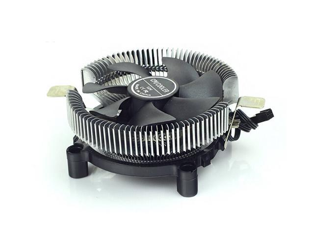 Ultra-quiet CPU Fan for Inter LGA775,AMD 64 Bit(s-754/939/940),AMD AM2