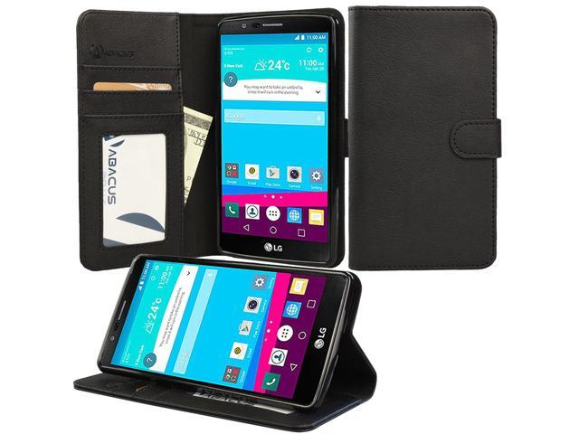 for LG G Stylo / LG G4 Stylus / LG LS770 - Wallet Case Flip Cover with Stand, Credit Card ID Slots, Currency Pocket - ...