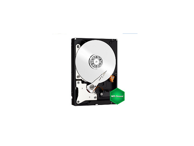 Western Digital WD Green WD EZRX Model Large Capacity IntelliPower 64MB Cache SATA 6.0Gb/s 3.5