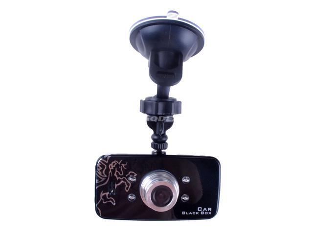 2.7''high resolution LCD Advanced portable car camcorder With G sensor