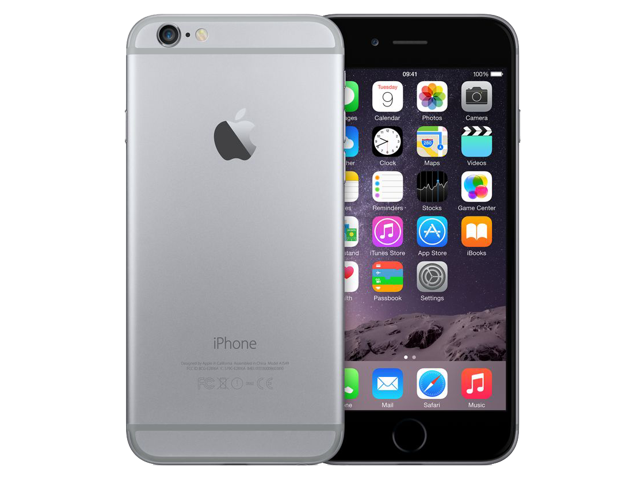 unlocked iphone 6 apple iphone 6 plus mgah2ll a 64gb space gray gsm 13190