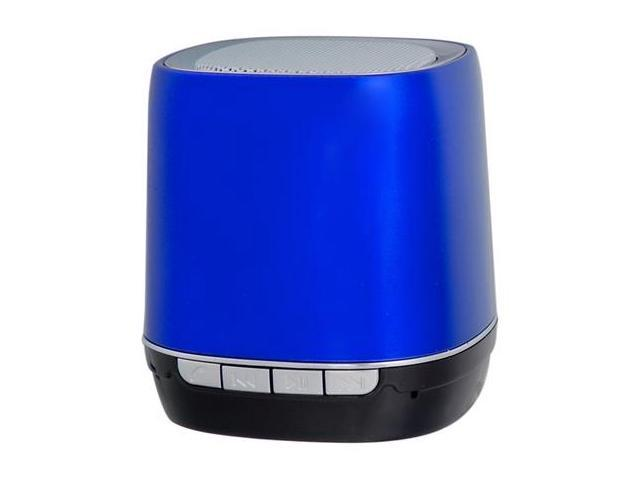 Mini Car Bluetooth Speaker for Tablet PC, Mobile Phone (Blue)