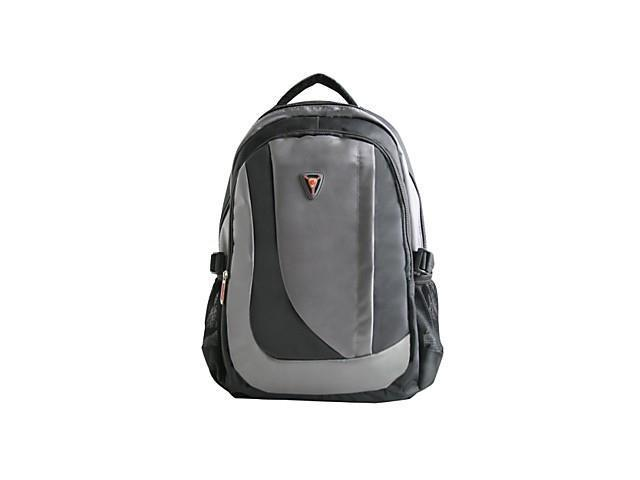 EXCO Mino Nylon Laptop Backpack for 14 Inch Laptop , Black , 14 inch
