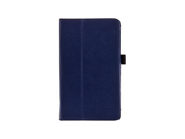 Stylish Lichee Pattern PU Leather Folio Case for The New Google Nexus 7(2nd Generation) , Pink