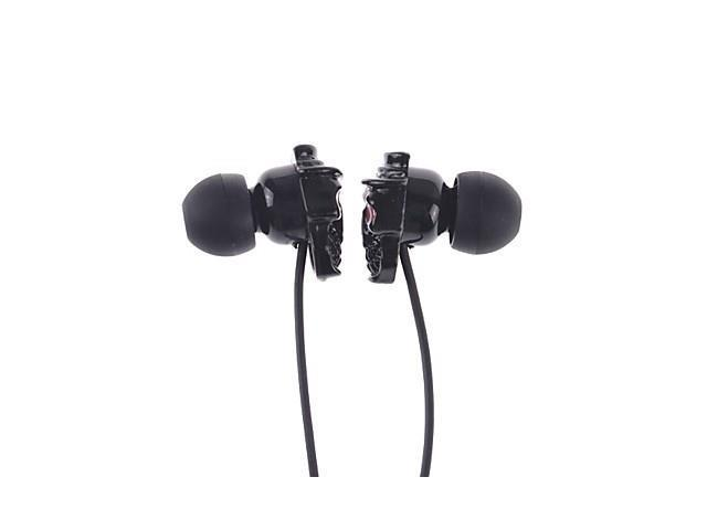 Skull In-ear Metal Headphones with Microphone