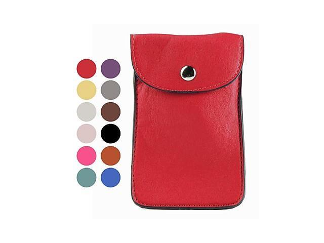 PU Leather Pouches for Samsung Galaxy S3 I9300 (Assorted Colors) , Gray