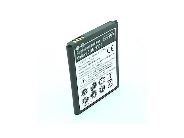 Spare Replaced Battery for Samsung Galaxy S3 i9300(2500mah 3.7v) , Black