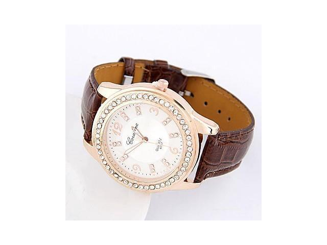 Women's Trend Wild Casual Leather Watches(Assorted Colors) , Black