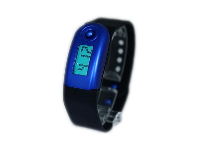 Men's Rectangle Dial Digital Watches Silicone Band Sports Watches(Assorted Colors) , White