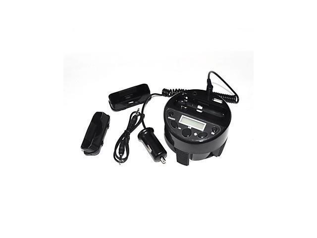 In-Car Use Handsfree FM Transmitter