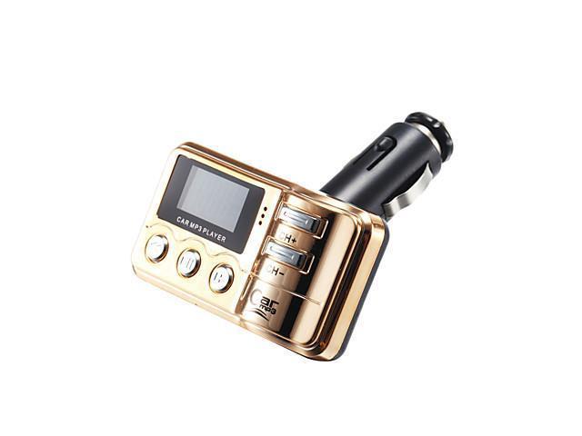 Golden Knight Car Mp3 Player Fm Transmitter
