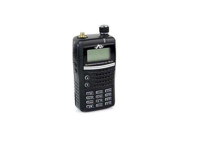 Walkie Talkie Ansan YX-610 VHF 136-174MHz 5W128CH LCD Display FM Radio Power-on Password Two Way Radio A1093AVHF