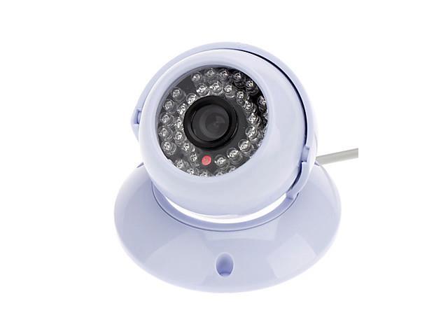 Indoor 1/3sony Effio-E 700TVL Color 36LED IR cctv Security dome Camera